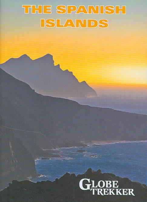 GLOBE TREKKER:SPANISH ISLANDS BY RILEY,ALEXANDER (DVD)